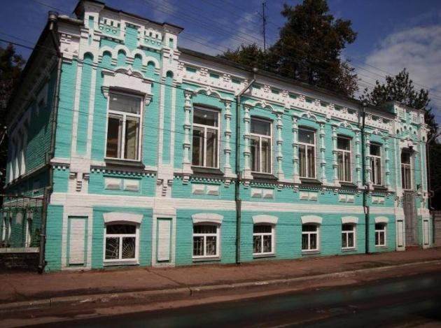 Ніжинський краєзнавчий музей ім. Івана Спаського