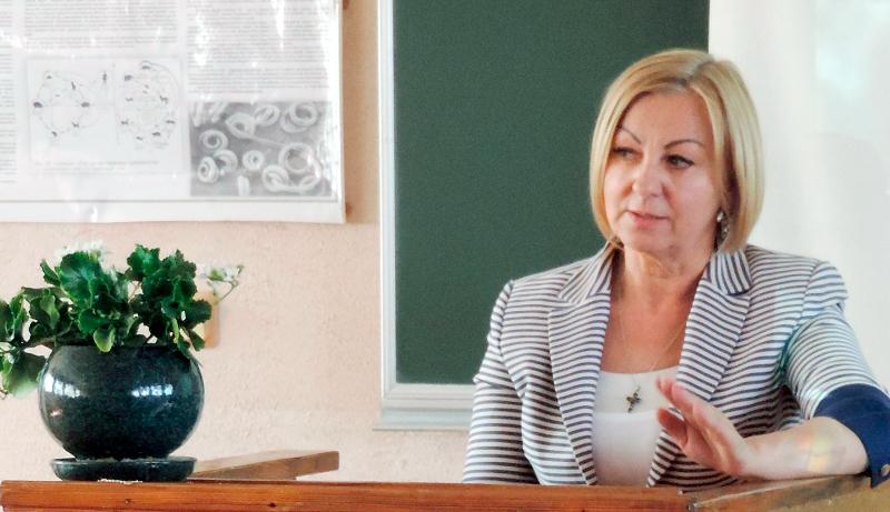 Людмила Романчук