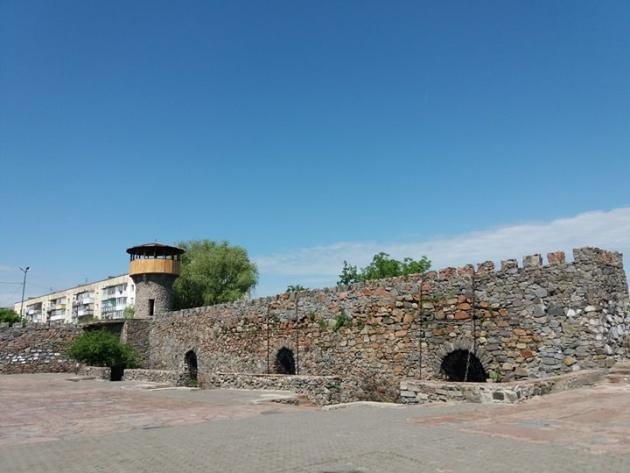 Залишки фортеці