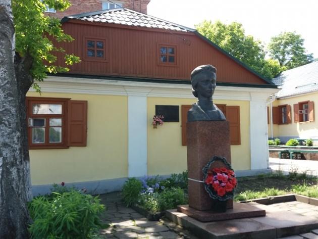 Літературно-меморіальний музей Лесі Українки