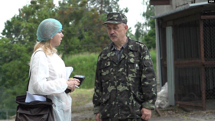 Михайло Ходорівський. Фото: ukrainian.voanews.com