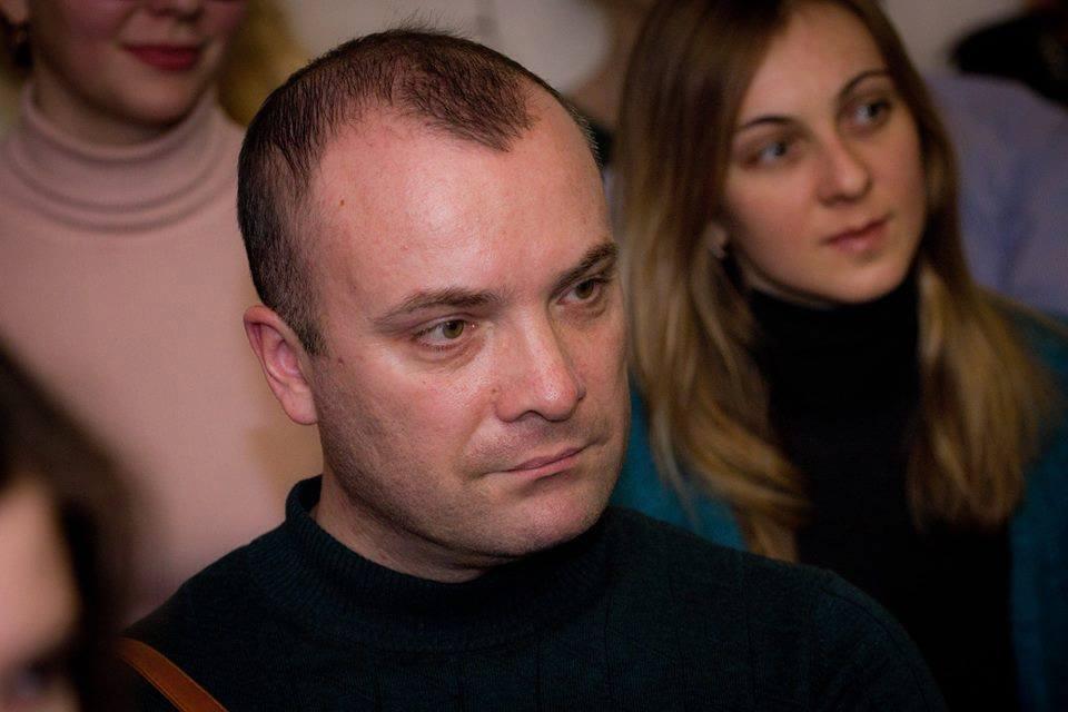 Віталій Голубєв