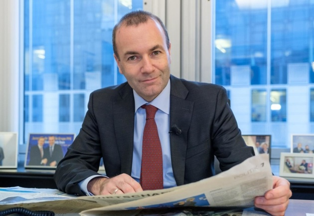Манфред Вебер / Фото: EPP