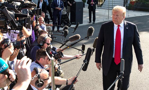 Дональд Трамп / Фото: The White House