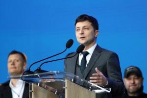 Amtseinführung: Selenskyj lädt Zuschauer in Mariinsky Park ein