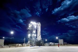 За політ у космос із Безосом на аукціоні заплатили $28 мільйонів
