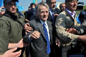Марш гідності в Криму планується на травень — Джемілєв