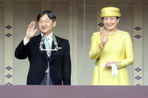 В Японии отменили ежегодное появление императора перед подданными из-за COVID-19