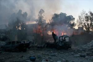 США подозревают режим Асада в повторном применении химического оружия