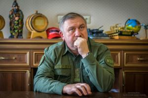 Екс-командувач Нацгвардії Аллеров вийшов із СІЗО під заставу