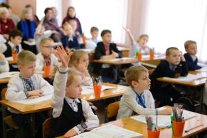 В Славянске отказались от обучения детей в школе на русском языке
