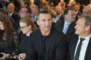 """Wolodymyr Klitschko bekommt in Deutschland Preis """"Innovator des Jahres"""""""