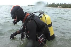 Рятувальники готують узбережжя Азову до пляжного сезону