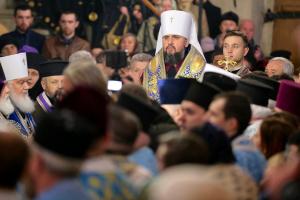 Священнослужителі збираються на Синод
