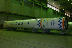 """Для украинской ракеты """"Циклон-4"""" проведут новые огневые испытания"""