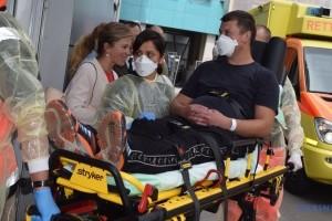 Госпіталь бундесверу: надія для поранених з України