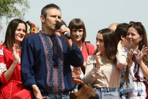 Wakarczuk przedstawił partię, z którą weźmie udział w wyborach parlamentarnych ZDJĘCIE, WIDEO