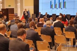 """Arranca el foro """"Jornadas del negocio ucraniano"""" en Varsovia (Fotos)"""