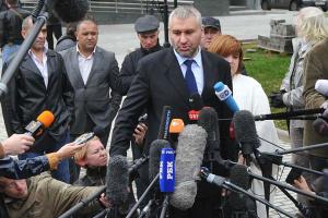 L'épouse et la fille de Roman Souchtchenko ont droit à un long rendez-vous avec lui