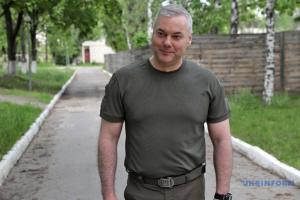 Наєв назвав кількість російських військових в окупованому Криму