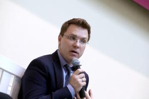 Біденко високо оцінив ІІІ Всеукраїнський форум фахівців з урядових комунікацій