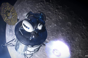 NASA вибрала компанії, які займуться проектом висадки на Місяць