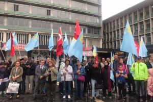 トルコ首都アンカラにて、クリミア・タタール人追放75年経過記念集会開催