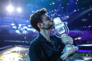 На Евровидении победил Дункан Лоуренс из Нидерландов