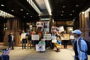 Активісти у Нью-Йорку виступили проти концерту Гергієва