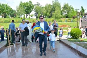 У Ташкенті відбувся мітинг, приурочений до 75-річчя депортації кримських татар