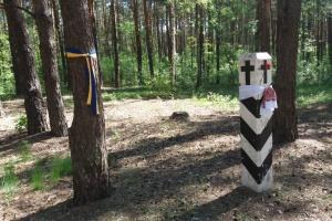 В Быковне, вероятно, похоронены до 100 тысяч жертв репрессий - Порошенко