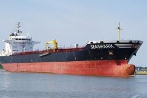 Украина направила ноту Египту из-за задержания танкера Sea Shark