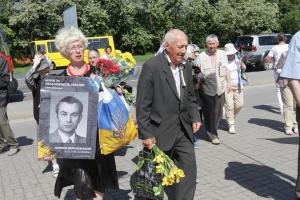 Пам'ять жертв політичних репресій вшанували на Дніпропетровщині