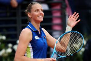 Кароліна Плішкова виграла турнір WTA в Римі