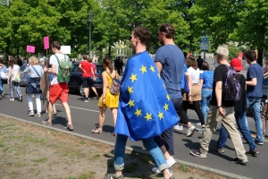 Берліном пройшла багатотисячна хода проти дискримінації