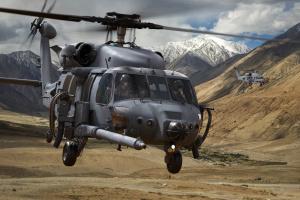 Вертоліт Sikorsky HH-60W здійснив перший політ для ВПС США