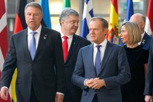 Три події тижня.  Ювілей «Східного партнерства», зондування у Сочі та європейські тривоги