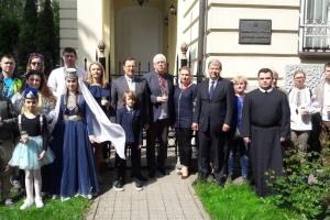У Вільнюсі вшанували пам'ять жертв геноциду кримськотатарського народу