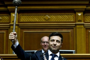 Zelensky: Each of us is president and each of us is responsible for the country
