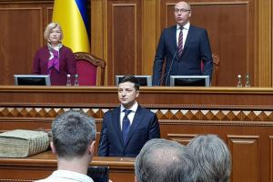 Зеленський не хоче, щоб його портрети висіли в кабінетах чиновників