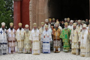 L'Église serbe a déclaré qu'elle ne reconnaissait pas l'Église locale d'Ukraine