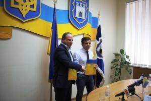Житомир підписав меморандум із Промислово-інноваційною палатою Ізраїль-Україна