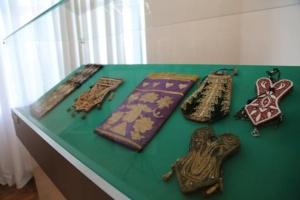 """Выставка """"Орьнек. В кружеве Крыма"""" открылась в музее истории Украины"""