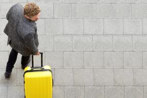 Туристи в Римі можуть залишати багаж на зберігання в магазинах