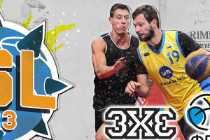 В Україні стартує серія PRO-турнірів із баскетболу 3х3