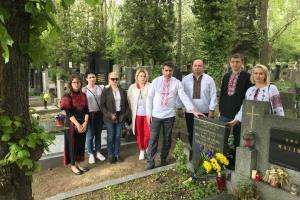 Видатних українців - жертв політичних репресій вшанували у Празі