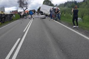 ДТП с автобусом в Польше: погиб один человек, пострадали 32