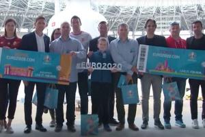 УЄФА назвав ціни на квитки на матчі фінальної частини Євро-2020