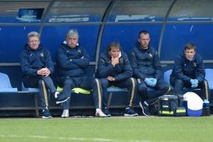 Збірна України U-18 обіграла Чехію на Кубку Словаччини
