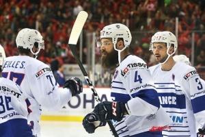 Сборная Франции покидает элитный дивизион чемпионата мира по хоккею